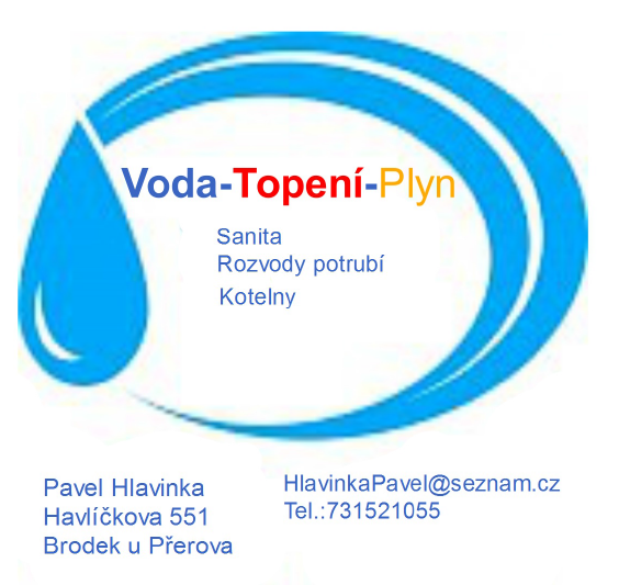 Voda topení plyn